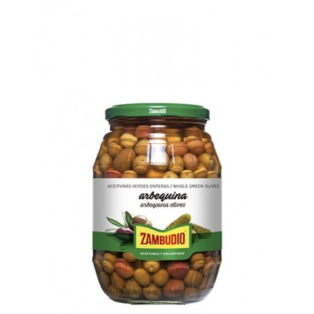 Arbequina Olives Small...
