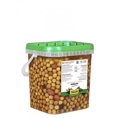 Arbequina Olives Bucket...